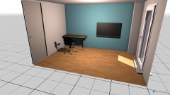 room planning Zimmer1 in the category Home Office
