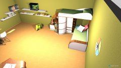 room planning detska in the category Kid's Room