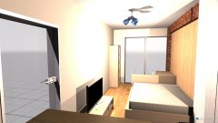 Malm bed frame 160x200cm design and decorate your room in 3d for 3d zimmer planner
