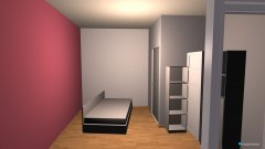 room planning Franzi-Zimmer in the category Kid's Room