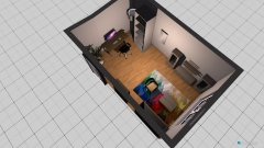 room planning Grundriss in the category Kid's Room