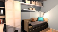 room planning Ilas Zimmer in the category Kid's Room