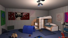 room planning Kindertraum in the category Kid's Room
