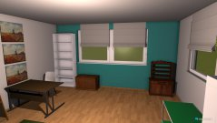 room planning Kinderzimmer in the category Kid's Room
