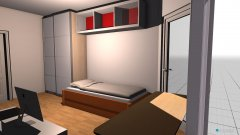 room planning luis2 in the category Kid's Room