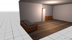 room planning Majas Zimmer in the category Kid's Room