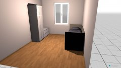 room planning Melike odasi in the category Kid's Room