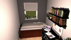 room planning Melsas Zimmer 2 in the category Kid's Room