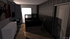 room planning Zimmer 2015 in the category Kid's Room