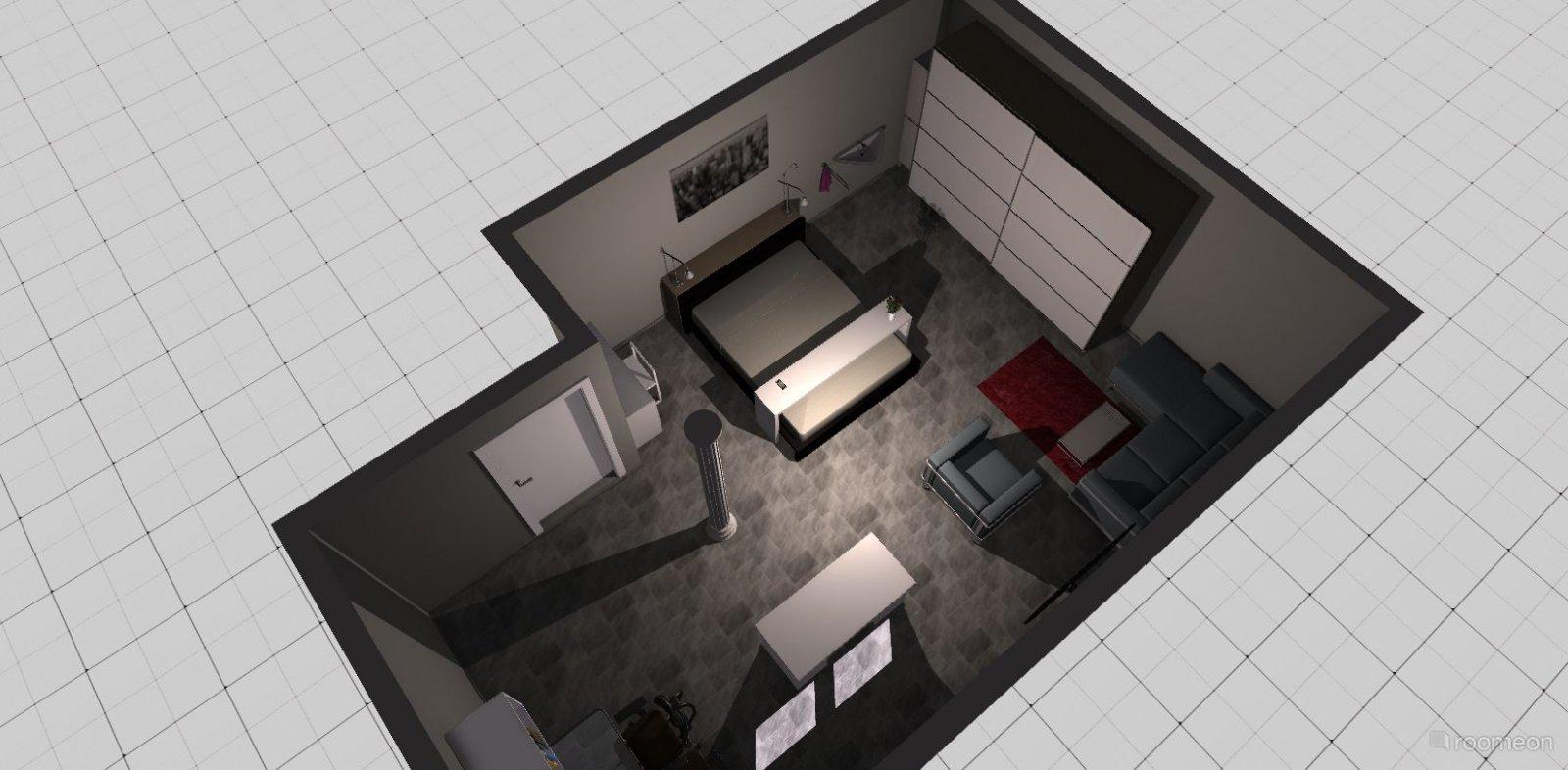 room design zimmer janine roomeon community. Black Bedroom Furniture Sets. Home Design Ideas