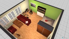 room planning Zimmer in the category Kid's Room