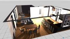 room planning B47  in the category Kitchen