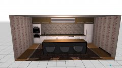 room planning cabinet code001 in the category Kitchen
