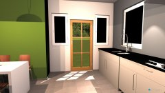 room planning Cocina Correcta in the category Kitchen