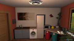 room planning D& F in the category Kitchen