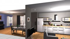 room planning Erharter 2 in the category Kitchen