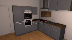room planning Erster Versuch in the category Kitchen