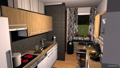 room planning Example kitchen in the category Kitchen