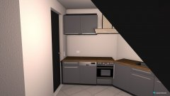 room planning Genauer Grundriss Küche in the category Kitchen