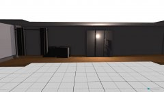 room planning Grundriss Küche 5.4  in the category Kitchen