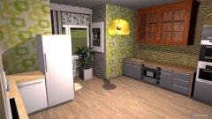 room planning Grundrissvorlage Erker in the category Kitchen