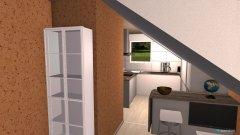 room planning Kleine Wohnung in the category Kitchen