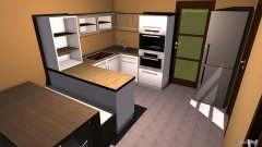 room planning konyha in the category Kitchen