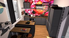 room planning Kuchnia wersja 2.2 in the category Kitchen