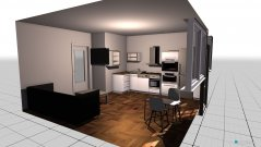 room planning kuchnia in the category Kitchen