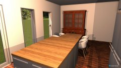 room planning Küche 4 in the category Kitchen