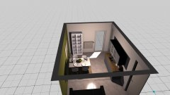 room planning Küche Langestr. 24 in the category Kitchen