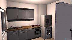 room planning Küche Neue Wohnung in the category Kitchen