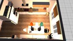 room planning Küche und Esszimmer in the category Kitchen