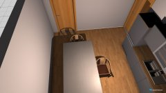 room planning Küche in the category Kitchen
