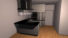 room planning piotrka kuchnia in the category Kitchen