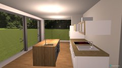 room planning Projekt 1 in the category Kitchen