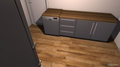 room planning Projekt in the category Kitchen