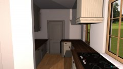 room planning Umbau Au Küche int in the category Kitchen