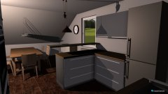 room planning Wohnraum in the category Kitchen