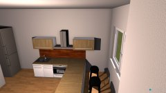 room planning Wohnung Thimo in the category Kitchen