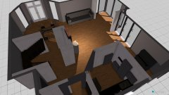 room planning wohnzimmer küche in the category Kitchen