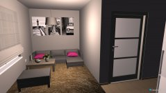room planning кухня и гостинная in the category Kitchen