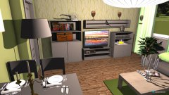 room planning 2 Versuch in the category Living Room