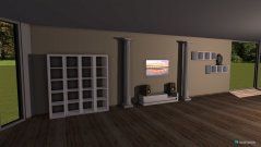 room planning Alexandros Rarras in the category Living Room