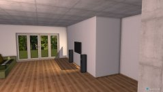 room planning Anbau 1 in the category Living Room