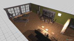 room planning Andreas Reimer Loft in the category Living Room