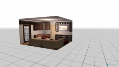 room planning Corina in the category Living Room