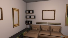 room planning Einrichtung Regal in the category Living Room