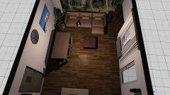 room planning Esstisch links in the category Living Room