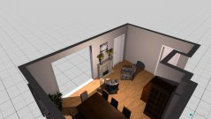 room planning Esszimmmer HH in the category Living Room